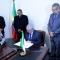رئيس مجلس الأمة يوقع على سجل التعازي بسفارة إثيوبيا الفيديرالية الديمقراطية