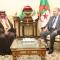رئيس مجلس الأمة يستقبل سعادة سفير المملكة العربية السعودية بالجزائر