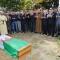 تشييع جثمان عضو مجلس الامة سليماني بيسربحضور حشد غفير يتقدمهم السيد عبد القادر بن صالح