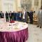 بالصور : رئيس مجلس الأمة بالنيابة يتبادل تهاني عيد الفطر مع أعضاء و إطارات المجلس