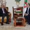 رئيس لجنة الشؤون الخارجية لمجلس الأمة يستقـبل سفير الجمهورية اليمنية بالجزائر