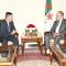 رئيس مجلس الأمة بالنيابة يستقبل سفير جمهورية فيتنام الإشتراكية