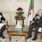 رئيس مجلس الأمة يستقبـــل  السفيرة الجديدة لكندا بالجزائر