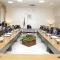 اجتماع مكتب مجلس الأمة وهيئة التنسيق للمجلس عرض ومناقشة قانون المالية يوم 10 ديسمبر 2017