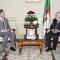 رئيس مجلس الأمة  استقبـــل السفير الجديد للولايات المتحدة الأمريكية بالجزائر