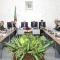 عقدت لجنة الشؤون القانونية والإدارية اليوم الإثنين 16 أفريل 2018، إجتماعا مع وزير العدل حافظ الأختام