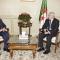 رئيس مجلس الأمة  يستقـبل سفير جمهورية العراق