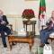 استقـبل السيد عبـد القادر بـن صالـح ، رئيس مجـلس الأمـة ، اليـوم الثلاثاء 25 جويلية 2017 ، بمقـر المجلس ، السيد Xavier DRIENCOURT ، سعادة سفير فرنسا الجديد بالجزائر