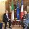 محادثات رئيس مجلس الأمة بالنيابة مع نظيره رئيس مجلس الشيوخ الفرنسي