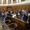 أعضاء مجلس الأمة يصادقون على نصي القانون العضوي المتعلق باختصاصات مجلس الدولة وقانون تنظيم السجون