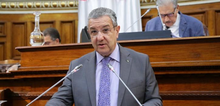 أعضاء مجلس الأمة يناقشون مشروع القانون العضوي المُتعلِّق بقوانين المالية