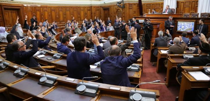 أعضاء مجلس الأمة يصادقون على لائحة
