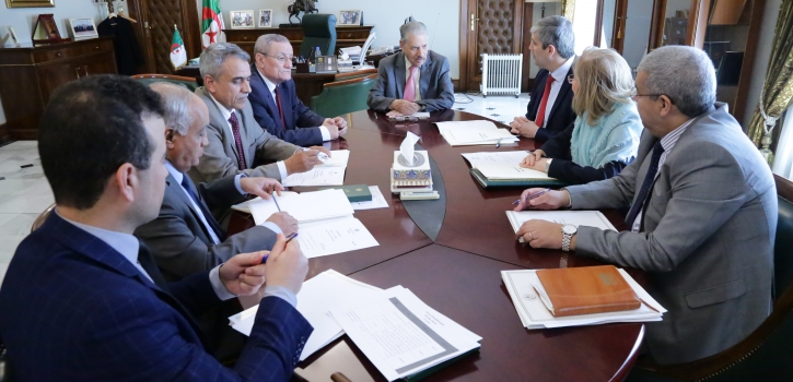 بيان إجتماع مكتب مجلس الأمة ليوم الثلاثاء 10 مارس 2020 