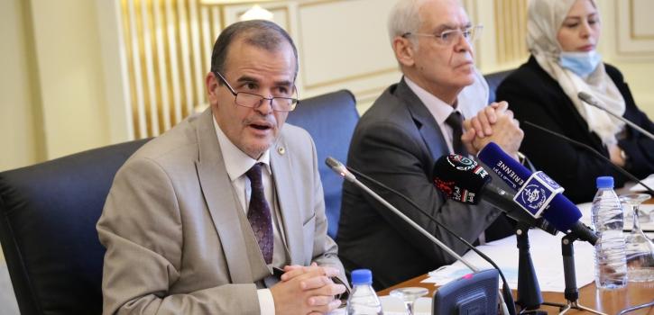 لجنة الشؤون الخارجية تستمع إلى السيد وزيرالتجارة