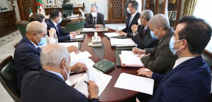 بيان إجتماع مكتب مجلس الأمة