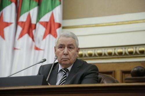 رئيس مجلس الامة يعزي عائلة المجاهد مصطفى بن عودة