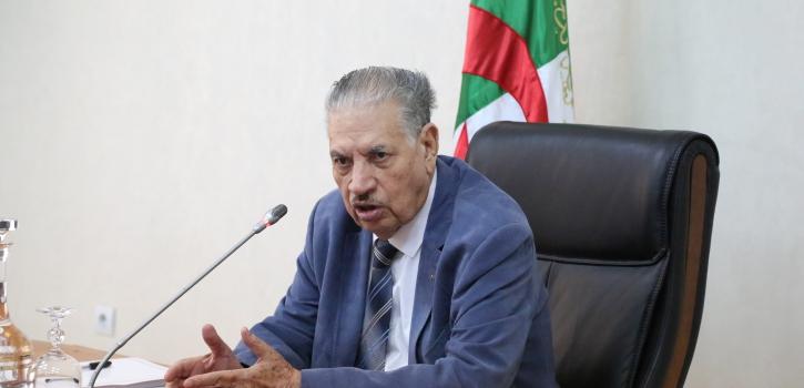 اللجنة القانونية لمجلس الأمة تدرس مشروعي القانونين العضويين للانتخابات والسلطة الوطنية للانتخابات