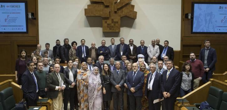 وفد برلماني عن مجلس الأمة، يشارك في فعاليات الندوة الـ 44 للتنسيقية الأوروبية للجان التضامن مع الشعب الصحراوي
