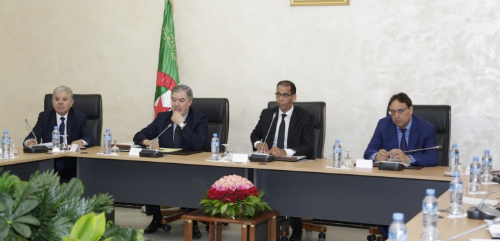لجنة التربية تدرس نص القانون المتعلق باكاديمية اللغة الامازيغية