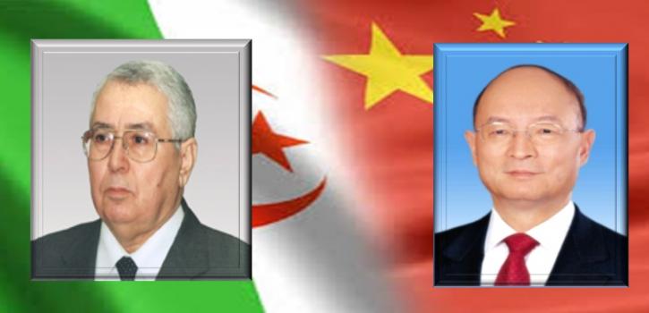 نائب رئيس المجلس الوطني للمؤتمر الاستشاري السياسي للشعب الصيني يزور الجزائر من 04 الى 06 ديسمبر 2017