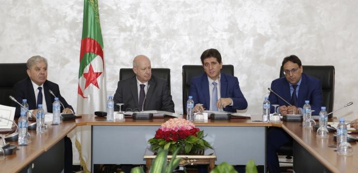 لجنة الشؤون الاقتصادية و المالية تدرس مشروع قانون المالية التكميلي 2018