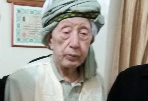 رئيس مجلس الأمة بالنيابة يعزي عائلة المجاهد المرحوم عمار بلعقون