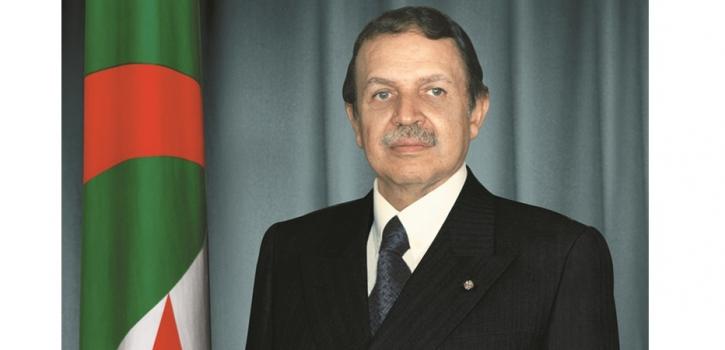 رئيس مجلس الأمة يعزي فخامة رئيس الجمهورية إثر حادث تحطم الطائرة العسكرية
