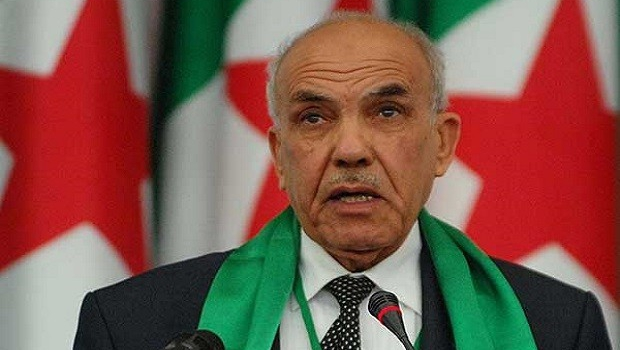 رئيس مجلس الأمة بالنيابة يعزي عائلة المرحوم المجاهد سعيد عبادو